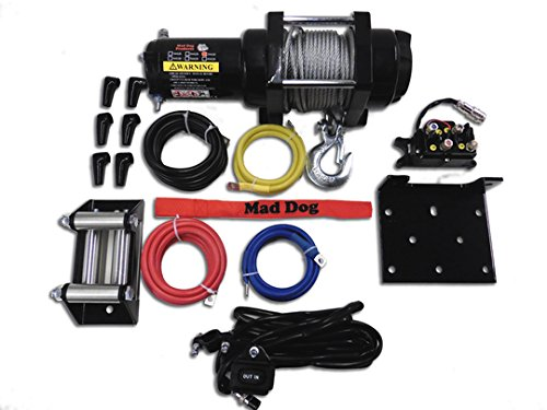 Mad Dog Products 3500 lb Winch