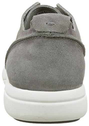 Geox Hommes M Brattley 2 Sneaker Mode Anthracite