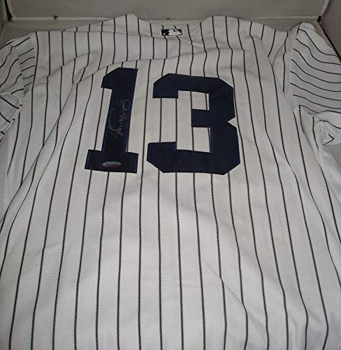 new concept 98987 74015 Alex Rodriguez Signed New York Yankees Jersey, Tristar ...