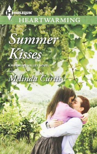 book cover of Summer Kisses