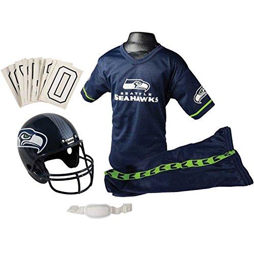 Franklin Sports NFL Team Licensed Youth Uniform Set