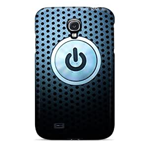 Fashionable Style Case Cover Skin For Galaxy S4- Power Button