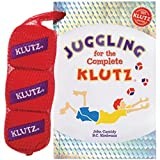 Flagship Juggling Book Kit with 3 Aerodynamically-Sound Bean Bags