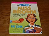 In Praise of Miss Brown, Pat Cook, 0834196514
