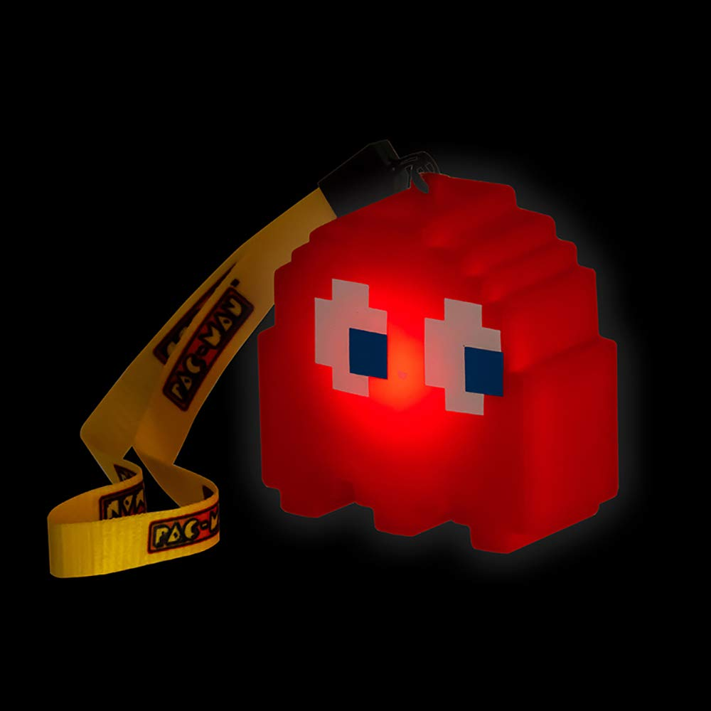 Ghost Led811299rouge Pacman Figurine Lampe Lumineuse Teknofun Blinky erBxWdoQCE