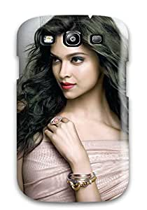 New Fashion Premium Tpu Case Cover For Galaxy S3 - Deepika Padukone New