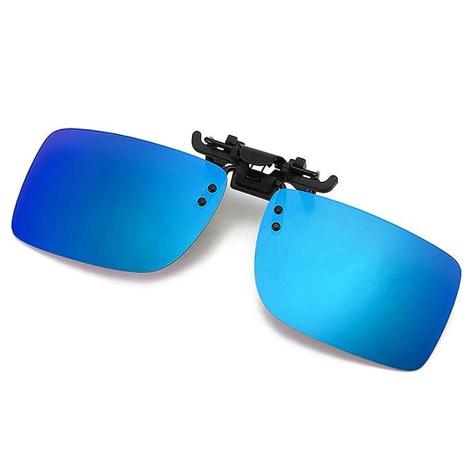 Amazon.com: Gafas de sol polarizadas con clip y función ...