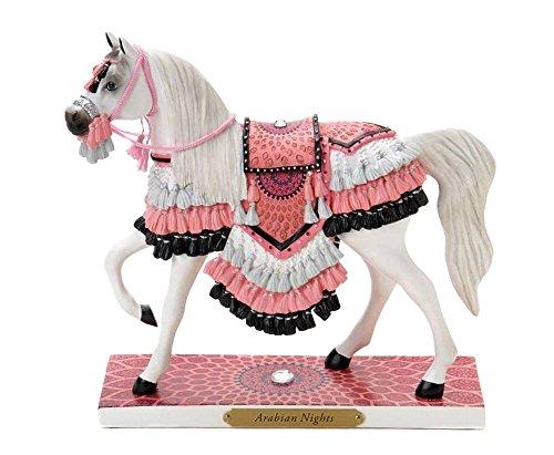 Enesco Trail Painted Ponies Arabian Nights Figurine 7-Inch by Enesco