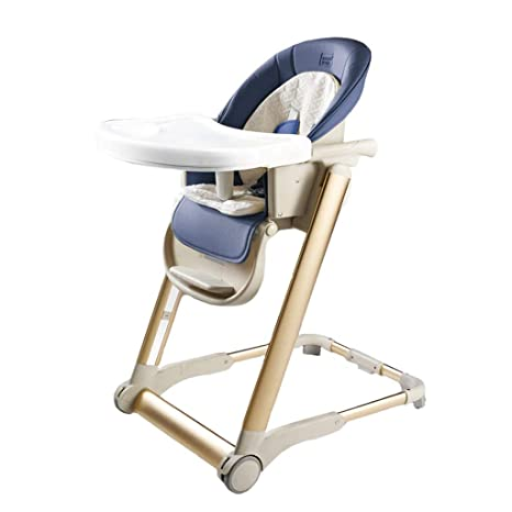 Amazon.com: DUWEN-Highchair Silla de comedor infantil ...