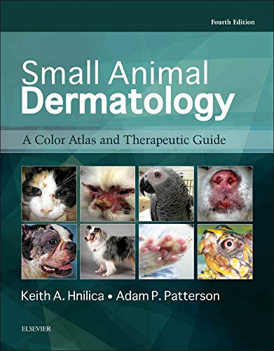 Small Animal Dermatology: A Color Atlas and Therapeutic Guide by Saunders