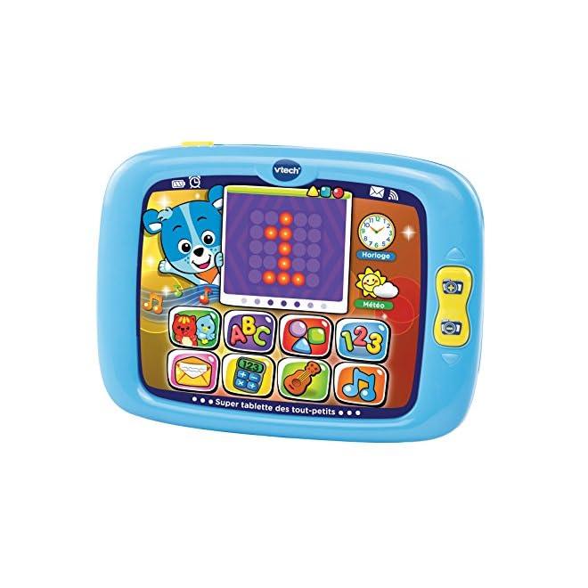 vtech 151405 jouet de premier age super tablette des tout petits nino le magasin de jouets. Black Bedroom Furniture Sets. Home Design Ideas