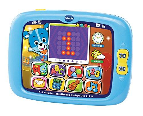 Vtech - 151405 - Jouet De Premier Age - Super Tablette Des Tout-Petits Nino