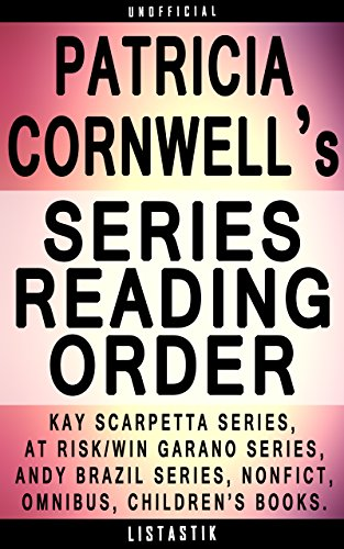 Patricia Cornwell Series Reading Order