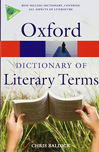 The Oxford Dictionary of Literary Terms (Oxford Quick...