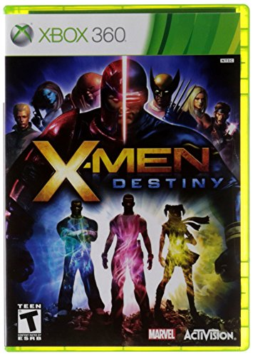 X-Men: Destiny (360 Wolverine Xbox)