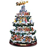 Bradford Exchange The Disney Tabletop Christmas Tree: The...
