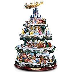 Disney Tabletop Christmas Tree: The Wonderful World Of...