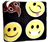 Warm-and-Snuggly-emoji-smile-face-icon-plush-blanket-50in-x-60in-travel-throw
