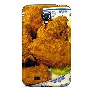 Galaxy S4 Case Bumper Tpu Skin Cover For Roast Chicken Accessories