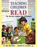 img - for Teaching Children to Read: The Teacher Makes the Difference, Enhanced Pearson eText with Loose-Leaf Version -- Access Card Package (7th Edition) book / textbook / text book