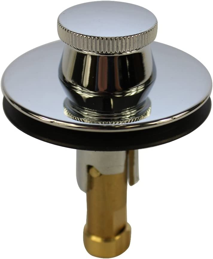 Danco 88599 Heavy Duty Drain Stopper, For Use With 1200 Series, Sterling, Casper's And Duracraft Tub And Shower, Chrome: Home Improvement