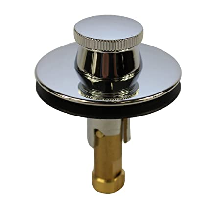 Delicieux DANCO Lift And Turn Tub And Bath Drain Stopper, Chrome (88599)