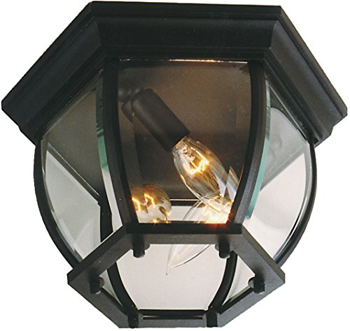 Craftmade Z433-05 Three Light Flushmount