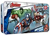 Novelty Rompecabezas Panorámico Avengers, 3 en 1