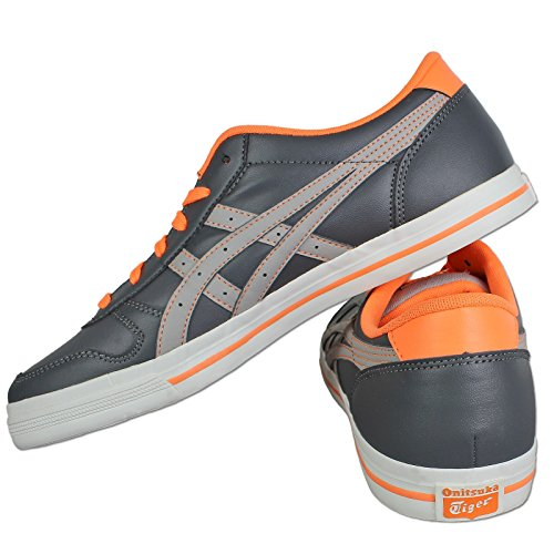 hellgrau Aaron Asics orange Sneakers grau xFYppqvw