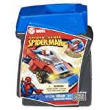 (US) Mega Bloks Spiderman Chopper (80 pcs)
