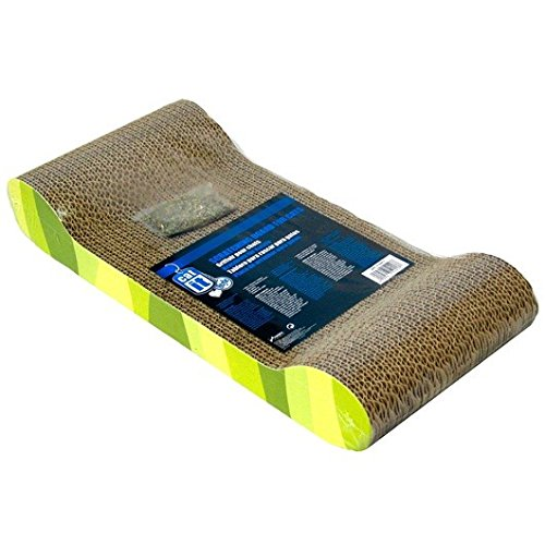 Catit Scratcher Catnip Jungle Stripe Lounge product image