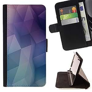 For Huawei Ascend P8 Lite (Not for Normal P8) Case , poli mínima- la tarjeta de Crédito Slots PU Funda de cuero Monedero caso cubierta de piel
