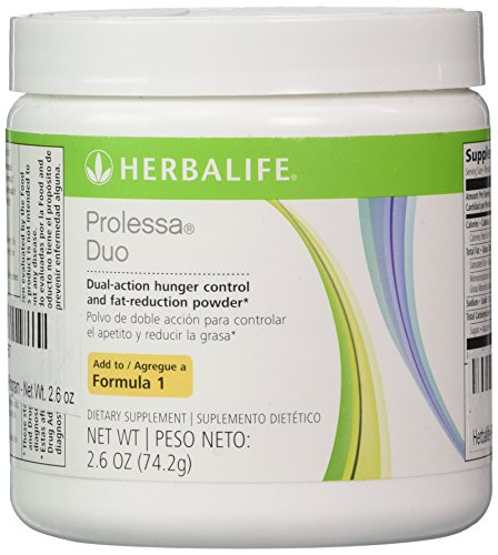 Herbalife Prolessa Duo 7 Day Program - Net Wt. 2.6 oz