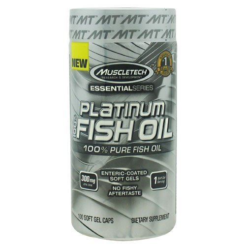 MuscleTech Essential 100 Platinum Fish