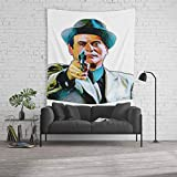 Society6 Wall Tapestry, Size Large: 88'' x 104'', Joe Pesci Mafia Gangster Movie Goodfellas Painting by xsdni999