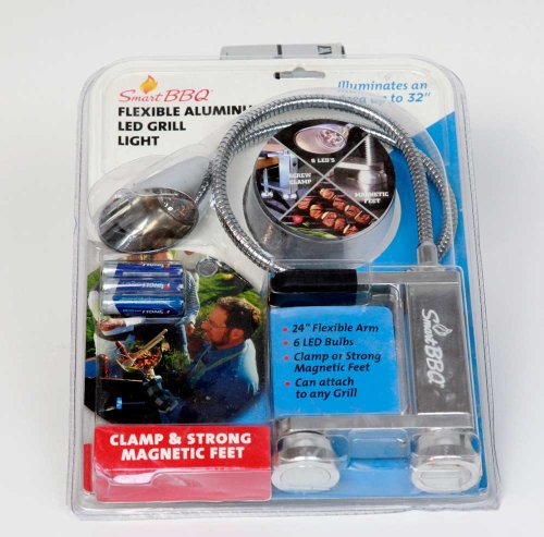 Magnetic Flexible Led Grill Light - 9