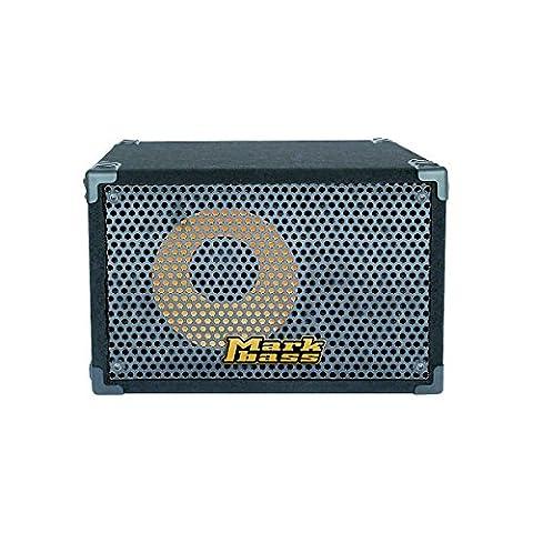 Markbass Traveler 121H Rear-Ported Compact 1x12 Bass Speaker Cabinet 8 Ohm (Traveler Guitar Custom)