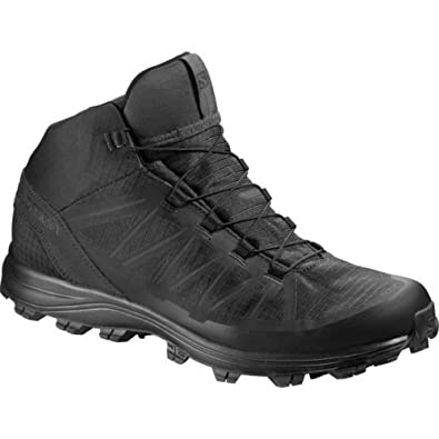 Speed Boots12Black Forces Assault Salomon Tactical NOPXZ8nk0w