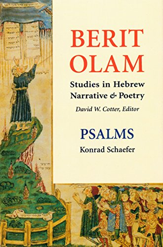 Berit olam psalms kindle edition by konrad schaefer religion berit olam psalms by schaefer konrad fandeluxe Image collections