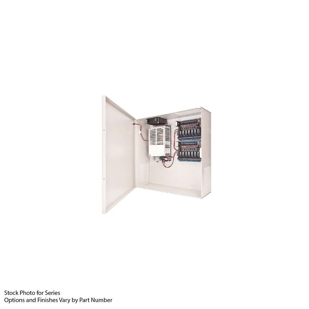 Securitron AQU128-16C Power Supply, 8 Ampere/12V DC by Securitron