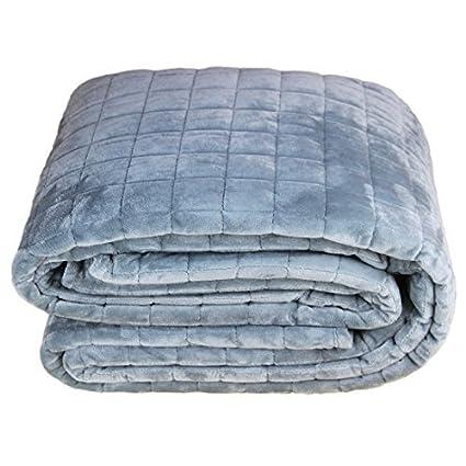 cuteking manta pesada para Natural Deep Sleep, Cozy colcha para reducir el estrés, ansiedad