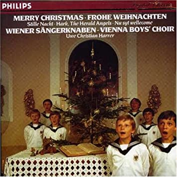 Vienna Boys Choir Christmas.Vienna Boys Choir Merry Christmas Frohe Weihnachten