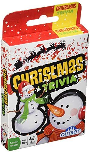 Cobble Hill Christmas Trivia Card Game (1 Piece) (Trivia Christmas On)