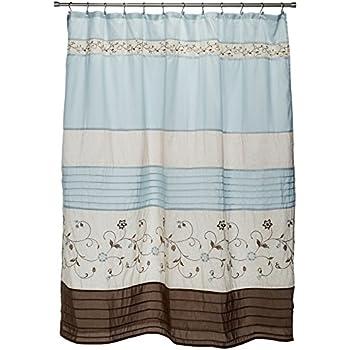 Croscill Fairfax Shower Curtain 72 By Inch Slate Lovely