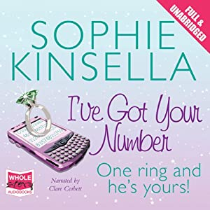 I've Got Your Number Audiobook