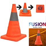 pop up traffic cones - SONG LIN Collapsible Pop up Traffic Cone- Work Area Protection- Child Safety- Emergency Roadside Safety Cone