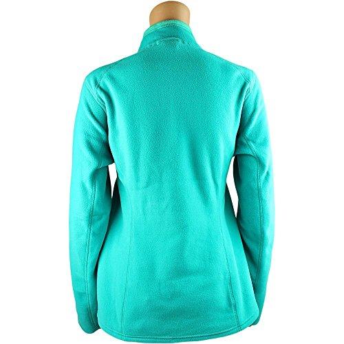 1/4 Zip Microfiber Pullover - 1
