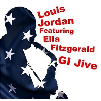 d15a8f0bd7205 Louis Jordan - GI Jive - Amazon.com Music