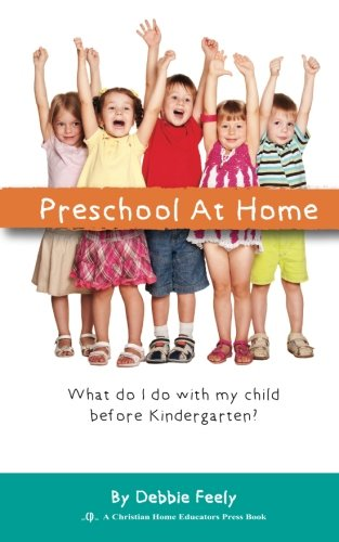 Preschool at Home: What do I do with my child be kindergarten?