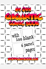 My Own Gigantic Comic Book Paperback